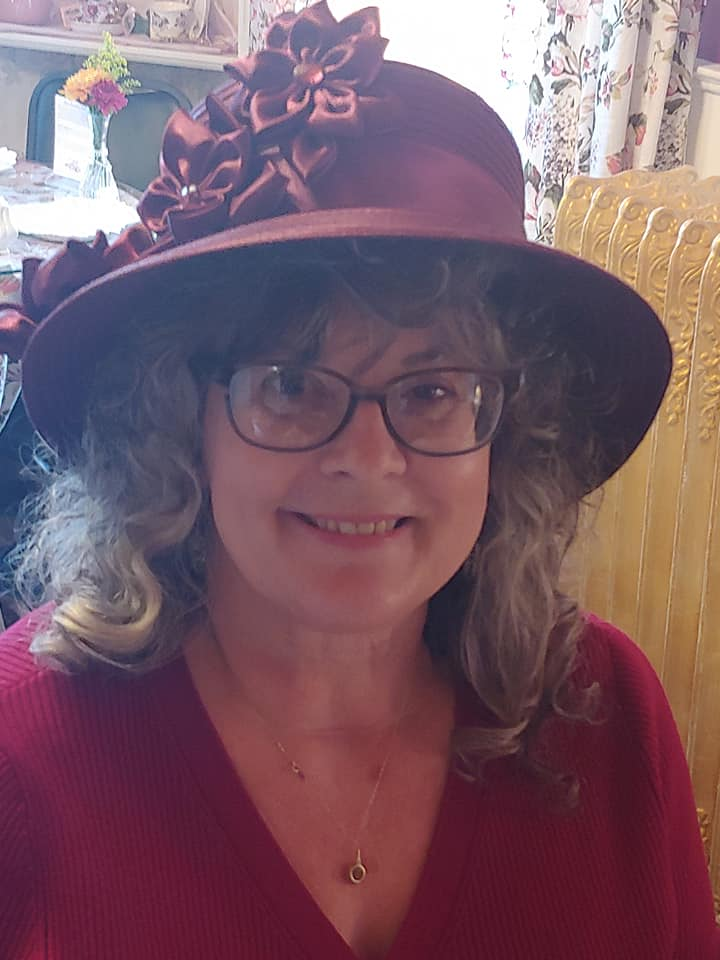 me in burgandy hat2