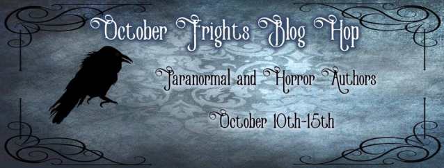 October Frights Blog Tour